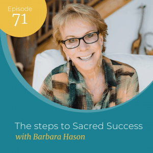 The steps to Sacred Success