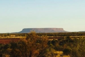 not ayers rock